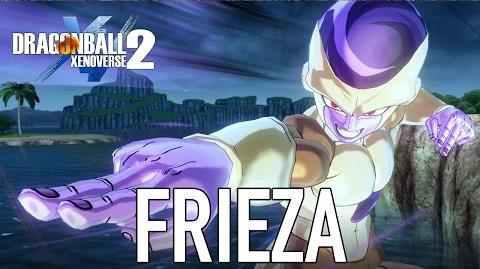 Dragon Ball Xenoverse 2 - PC PS4 XB1 - Frieza (Gameplay)