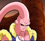 Futture Super Buu (Gotenks, Future Broly Cooler absorbed)
