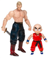 General Blue with Krillin Jakks