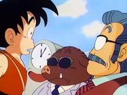 Goku&Headmaster(DB)