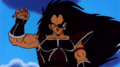 Raditz Finishing Move