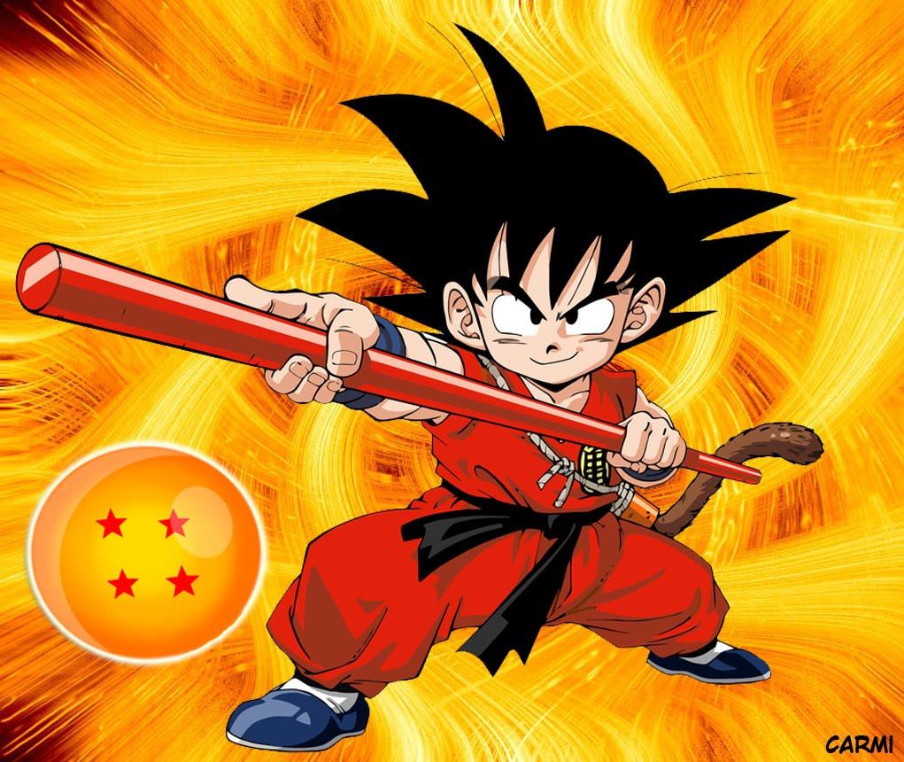 Blog De Usuario Ze Dos Desenhos Son Goku Kakarotto Dragon Ball