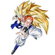 Gogeta (Super Saiyan 3) (Artwork)