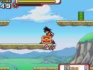 Goku chest Super Stars