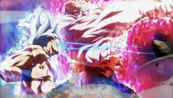Goku nakama jilen
