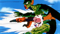 Kuririn vs Cell