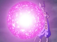 DBS Beerus Sphere of Destruction987987