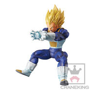 DBZ Figura Final Flash Vegeta