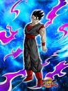Dokkan Battle Boss Clone Gohan card (DB FighterZ Super Warrior Arc)