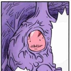 Fat Bu all'interno di Super Bu (manga; Digital Color).