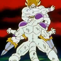 Frieza Defeated!! - Frieza slapped 2