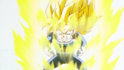 Gohan Transforms to Super Saiyan