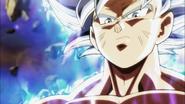 Goku egoísta Jiren derrotado