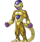 Golden Frieza art