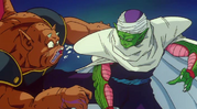 Piccolo vs Dorodabo