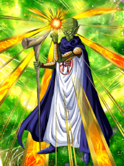 Dokkan Battle Heavenly Deity Kami card