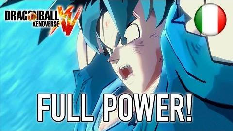 Dragon Ball Xenoverse - PS3 PS4 X360 XB1 - Full Power! (Trailer Italiano)