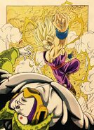 Gohan SSJ2 Dragon Garow Lee