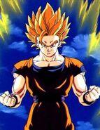 Goku supersaiyajin2