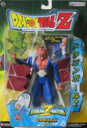 Jakks Dabura series 4 striking z