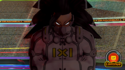 Super Dragon Ball Heroes World Mission - Character Close-Up - Evil Saiyan