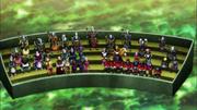 Tribuna torneo del potere finale