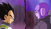 Vegeta vs Hit