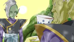 Zamasu is tea