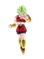 Kale (Super Saiyan Berserker) (Artwork)
