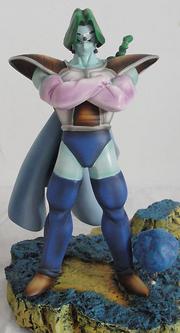 Model Kit Statue Zarbon b