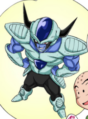 Frost 2nd form