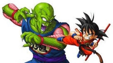 Gokû VS Piccolo Daimao-0