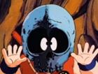 Goku cabeza de craneo