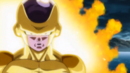 Golden Freezer en DB Heroes God Mission 5 HD