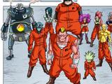 Galactic Patrol Prisoners