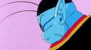 Re Kaioh in pensiero per Goku