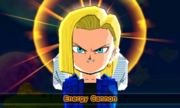 DB Fusions Android 18 Energy Cannon (Special Move - Pic 2)