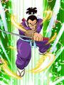 Dokkan Battle Impressive Ninja Skills Murasaki card