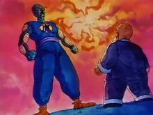 Piccolo vs Muten