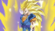 Vegetto SSJ3 en Dragon Ball Heroes en HD