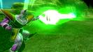 Ginyu attacking Zenkai Royale