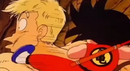 Goku atacando-0