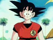 Goku vs Luchadora Anonima