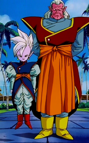 Kibito y Shin