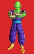 Piccolo artwork