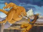 Ponkarn vs Goku