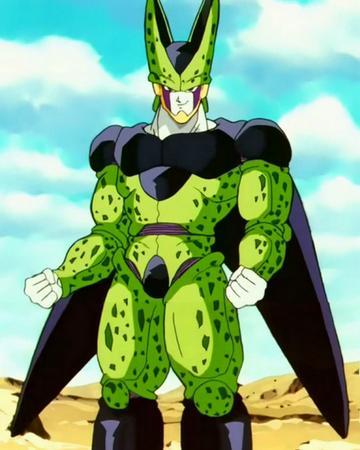 Perfect Cell Saga Dragon Ball Wiki Fandom