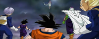 Freezer vs Guerreros Z