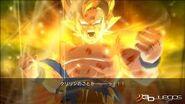 Goku ssj enfadado