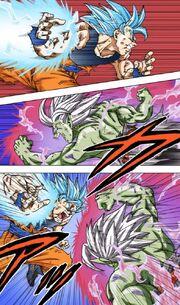 Goku vs Zamasu final